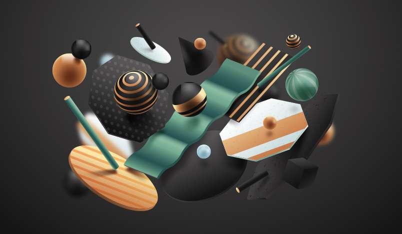 3D-Graphic Design Trends - Lapsus Next